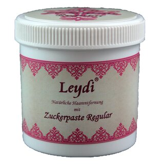 Leydi Zuckerpaste Regular 375g